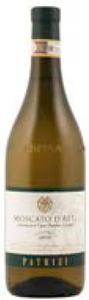 Patrizi Moscato D'asti 2011, Docg, Piedmont, Italy Bottle