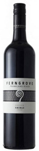 Ferngrove Dragon Shiraz 2008, Frankland River, Western Australia Bottle