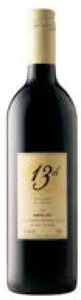 13th Street Merlot 2010, VQA Niagara Peninsula Bottle