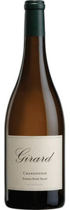 Girard Chardonnay 2010, Russian River Valley, Sonoma County Bottle