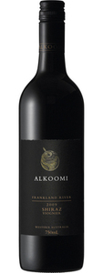 Alkoomi Black Label Shiraz/Viognier 2009, Frankland River Bottle