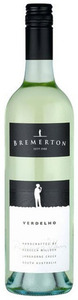 Bremerton Verdelho 2011, Langhorne Creek, South Australia Bottle