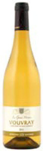 Donatien Bahuaud Les Grands Mortiers Vouvray 2011, Ac Bottle