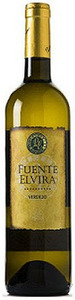 Pedro Escudero Fuente Elvira Verdejo 2010, Do Rueda Bottle