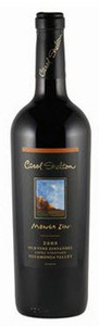 Carol Shelton Monga Zin Old Vine Zinfandel 2008, Lopez Vineyard, Cucamonga Valley, California Bottle
