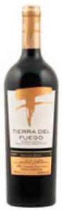 Tierra Del Fuego Limited Edition Cabernet Sauvignon/Syrah/Carmenère 2008, Maule Valley Bottle