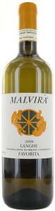 Malvirà Favorita Langhe 2011, Doc Bottle