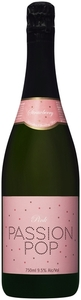 Passion Pop Pink Sparkling Bottle