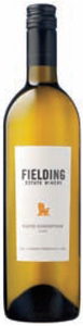 Fielding Estate White Conception 2010,  Niagara Peninsula Bottle