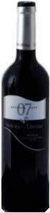 Señorio De Uñuela Reserva 2007, Doca Rioja, Spain Bottle