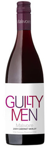 Malivoire Guilty Men Red 2009, Niagara VQA Bottle