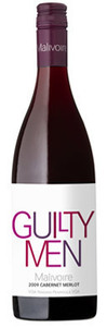 Malivoire Guilty Men Red 2010, Niagara Peninsula Bottle
