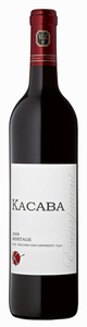 Kacaba Vineyards Cabernet Merlot 2009, Niagara Escarpment Bottle