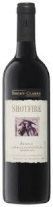 Thorn Clarke Shotfire Petit Verdot 2010, Barossa, South Australia Bottle