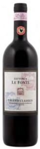 Fattoria Le Fonti Chianti Classico 2009, Docg Bottle