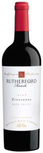 Rutherford Ranch Zinfandel 2008, Napa Valley Bottle