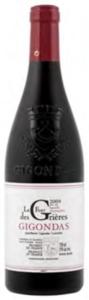 La Font Des Grières Gigondas 2009, Ac Bottle