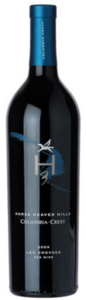 Columbia Crest H3 Les Chevaux 2009, Horse Heaven Hills Bottle