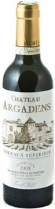 Château D'argadens 2008, Ac Bordeaux Supérieur Bottle