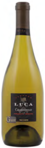 Luca G Lot Chardonnay 2010, Tupungato, Mendoza Bottle