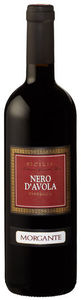 Morgante Nero D'avola 2010, Igt Sicilia Bottle