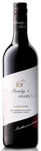 Formby & Adams Leading Horse Cabernet Sauvignon 2007, Langhorne Creek, South Australia Bottle