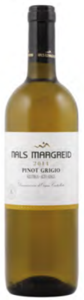 Nals Margreid Pinot Grigio 2011, Doc, Südtirol Alto Adige Bottle