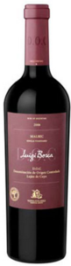 Luigi Bosca Single Vineyard Malbec 2009, Doc Luján De Cuyo, Mendoza Bottle