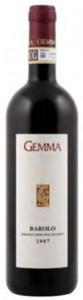Gemma Barolo 2007, Docg Bottle