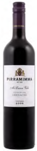 Pirramimma Old Bush Vine Grenache 2008, Mclaren Vale, South Australia Bottle