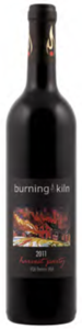 Burning Kiln Harvest Party Cabernet Franc 2011, VQA Ontario Bottle