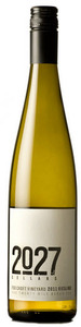 2027 Cellars Falls Vineyard Riesling 2011, VQA Vinemount Ridge, Niagara Peninsula Bottle