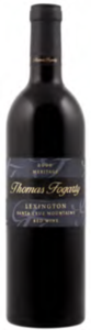 Thomas Fogarty Lexington Meritage 2006, Santa Cruz Mountains Bottle