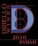 Dibello Syrah 2010, Okanagan Valley Bottle