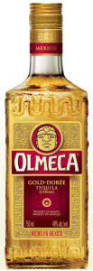 Olmeca Gold Bottle