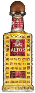 Olmeca Altos Reposado Bottle