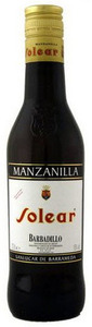 Barbadillo Solear Manzanilla, Do Jerez Bottle