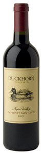 Duckhorn Cabernet Sauvignon 2009, Napa Valley Bottle