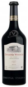 Dinastía Vivanco Reserva 2005, Selección De Familia, Doca Rioja Bottle