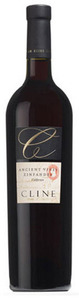Cline Ancient Vines Zinfandel 2010, California Bottle