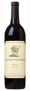 Stag's Leap Wine Cellars Merlot 2007, Napa Valley Bottle