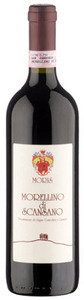 Moris Morellino Di Scansano 2010, Docg Bottle