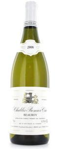 Alain Geoffroy Beauroy Chablis Premier Cru 2010 Bottle