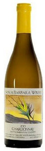 Santa Barbara Winery Chardonnay 2010, Santa Barbara County Bottle