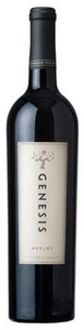Hogue Genesis Merlot 2008, Columbia Valley Bottle