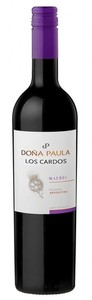 Doña Paula Los Cardos Malbec 2011, Mendoza Bottle