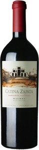 Catena Zapata Nicasia Vineyard La Consulta Malbec 2008, Uco Valley, Mendoza Bottle