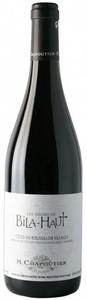 Les Vignes Bila Haut Côtes Du Roussillon Villages 2010, Ac Bottle