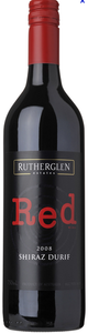 Rutherglen Shiraz Durif 2008 Bottle