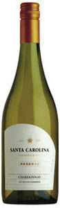 Santa Carolina Chardonnay Reserva 2011, Casablanca Valley Bottle
